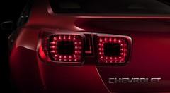 Teaser : nouvelle Chevrolet Malibu, voiture globale