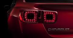 Nouvelle Chevrolet Malibu 2012 : future berline à caractère