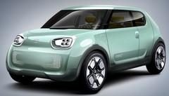 Kia Naimo : un concept électrique épuré