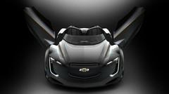 Chevrolet MiRay concept: décoiffant?