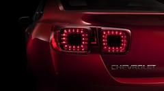 Chevrolet Malibu 2 : premier teaser