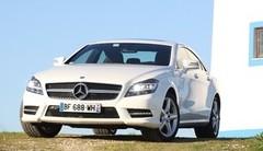 Essai Mercedes CLS 350 V6 essence BlueEfficiency : Une icône brille