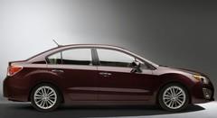 Nouvelle Subaru Impreza 2011 : première photo !
