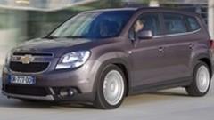 Essai Chevrolet Orlando