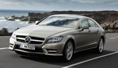 Essai Mercedes CLS 350 : Beauté étoilée