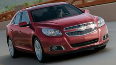 Chevrolet Malibu 2 : première photo