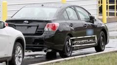 Subaru Impreza 2012 : premières photos sans camouflage