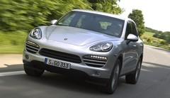 Porsche Cayenne : Diesel plus puissant et plus sobre