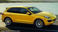 Porsche Cayenne : l'hybride battu par le diesel