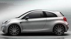 Nissan Micra version SPORT : Concept-car Nissan CSC !