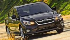 Subaru Impreza : moins osée que le concept