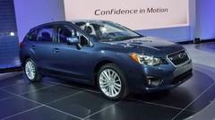 Subaru Impreza : nouvelle génération