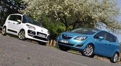 Essai Citroën C3 Picasso 1.6 HDi 112 ch vs Opel Meriva 1.7 CDTi 110 ch : Entre style et praticité