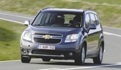Essai Chevrolet Orlando 2.0 TCDi 130