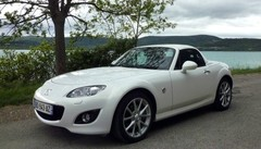 Essai Mazda MX-5 Roadster Coupe 2.0 : Il fait crac boum huuu