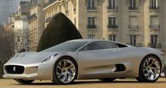 Jaguar C-X75 : elle sera produite