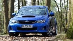 Essai Subaru Impreza WRX STI S : Retour du bleu de chauffe