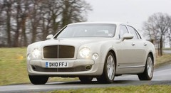 Essai Bentley Mulsanne