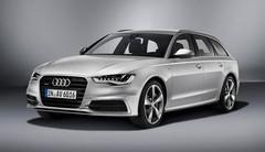 Nouvelle Audi A6 Avant : pur break