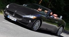 Essai Maserati GranCabrio 4.7 440 ch : Symphonie en plein air
