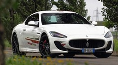 Essai Maserati Granturismo MC Strandale : Bella Machina