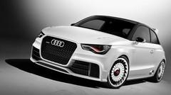 Audi A1 Clubsport Quattro Concept : Ahurissante !
