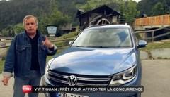 Emission Turbo : Volkswagen Tiguan, Mercedes CLS AMG, Citroën DS4, Alfa Giulietta