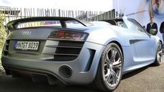 L'Audi R8 GT Spyder aux 24h du Mans