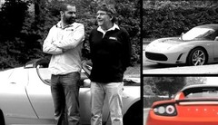 Watt is it : François vous explique la Tesla Roadster Sport