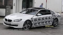 La BMW Série 6 Gran Coupé pour la première fois