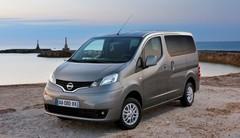 Nissan Evalia : la déclinaison monospace de l'utilitaire NV200