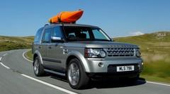 Le Land Rover Discovery 4 modifie ses mécaniques V6 Diesel