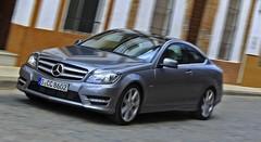 Essai Mercedes C 180 Coupé Auto : Du style avant tout