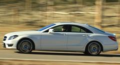Essai Mercedes CLS 63 AMG : Élégante furie