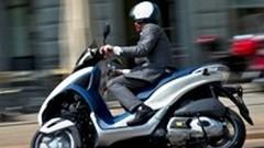 Essai deux roues : Piaggio MP3 Yourban 300 LT