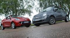 Essai Renault Wind 1.2 TCe 100 ch vs Fiat 500 C 0.9 TwinAir 85 ch : Les atypiques