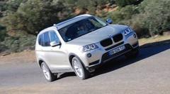 BMW X3 : deux nouveaux moteurs dans les cartons