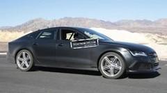 Premières photos de l'Audi RS7 !