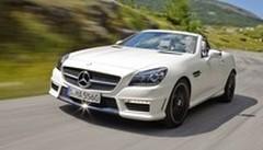 Mercedes SLK AMG : L'étoile hausse le ton