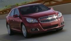 Alerte à Malibu en Chevrolet