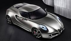 Salon Francfort 2011 : Alfa Romeo 4C Concept