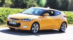 Essai Hyundai Veloster 1.6 GDI 140 ch : Coupé décalé