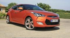 Essai Hyundai Veloster 1.6 GDI pack Premium : le coupé décalé