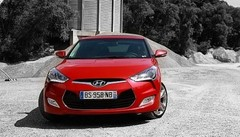 Essai Hyundai Veloster : un patchwork de style !