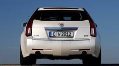 Essai Cadillac CTS-V Sport Wagon : Break de course