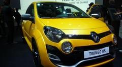 Salon de Francfort 2011 : Renault Twingo restylée