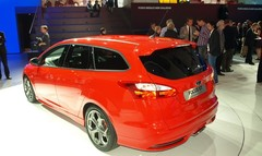 Ford Focus ST : attention Mégane RS