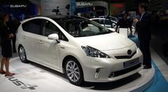 Toyota Prius : la famille s'agrandit