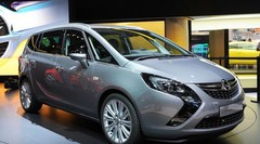 Opel Zafira Tourer : Evolution logique