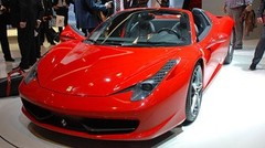 Ferrari 458 Spider en video